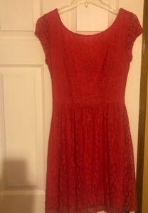 Other - Juniors crochet dress